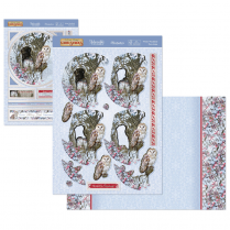 Hunkydory Winter Woodland Deco-Large Set