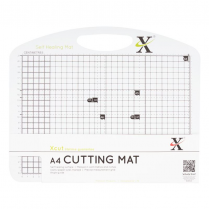 X-cut Xcut A4 Self Healing Duo Cutting Mat - Black & White